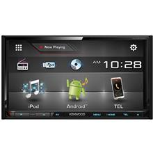 Kenwood DDX6016BT Car Multimedia and Navigation with Bluetooth